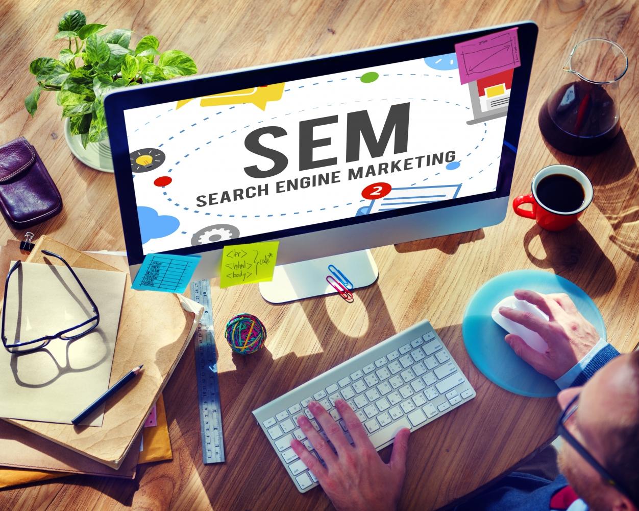 Regina's best Search Engine Marketing (SEM) package.