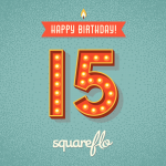 Squareflo just turned 15