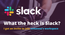 What is Slack? How do I accept a Slack invite, and how does Slack work?
