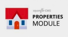 "How to use the ""Properties"" module in Squareflo's CMS"