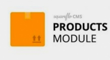 "How to use the ""Products"" module in Squareflo's CMS"